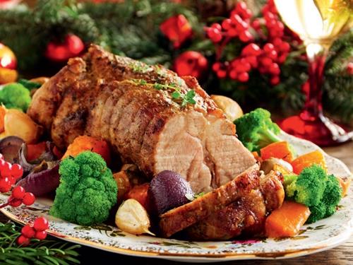 Delicii pentru masa de Crăciun